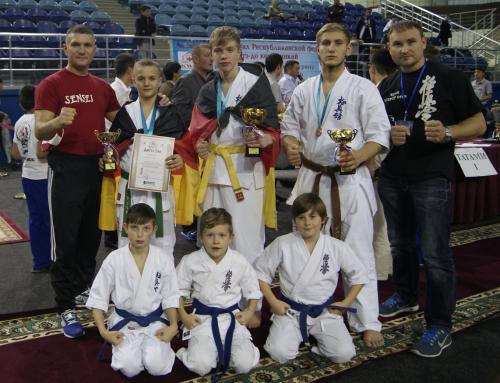 Международный турнир среди детей, юношей и юниоров