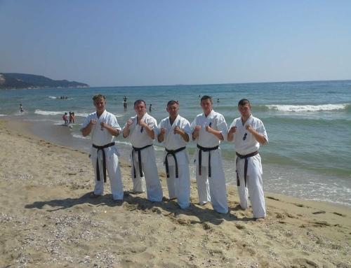 Международная летняя школа для ведущих бойцов Европы