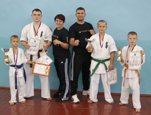 Первенство и чемпионат Калининграда