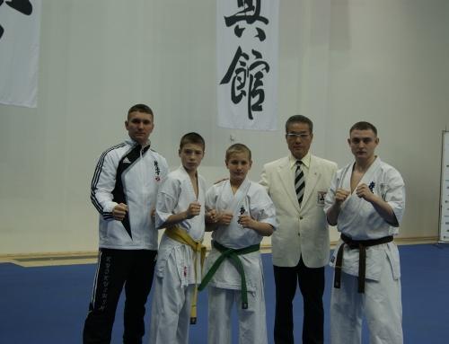 Международный турнир  RUSSIA OPEN 2010  (неофициальный кубок мира)