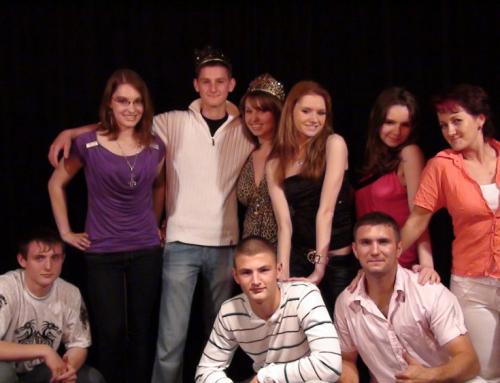 Вечеринка в Театре Чехова: Мистер 'Dankezu' 2009
