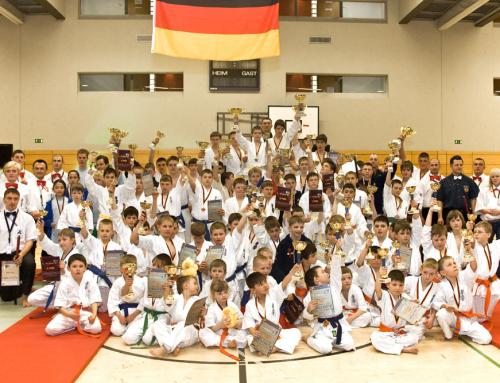 Второе первенство Германии  Федерации Киокушин-Кан Каратэ