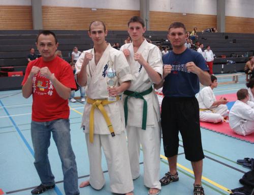 Интернациональный открытый чемпионат Федерации ДКО