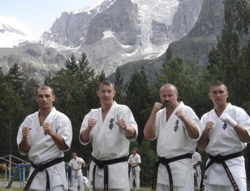 Инструкторские сборы по боевой подготовке  в России
