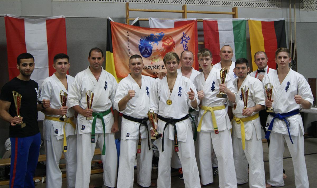 Чемпионат Германии организации All Japan Union