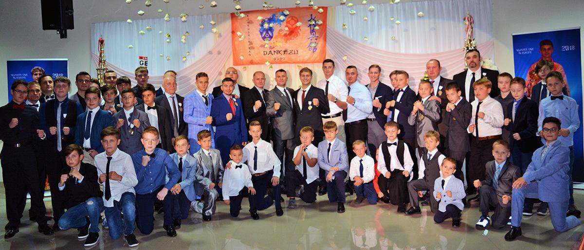 10-я Номинация лучших бойцов и юбилей школы DANKEZU