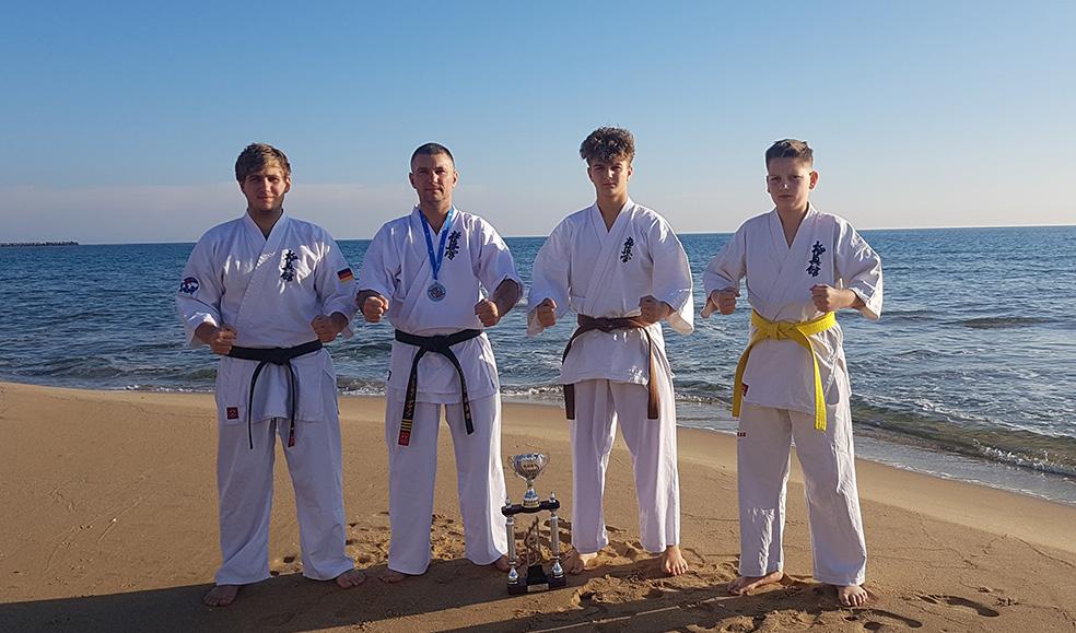 The 2nd KWU European and the 6th KWU World Youth Championships