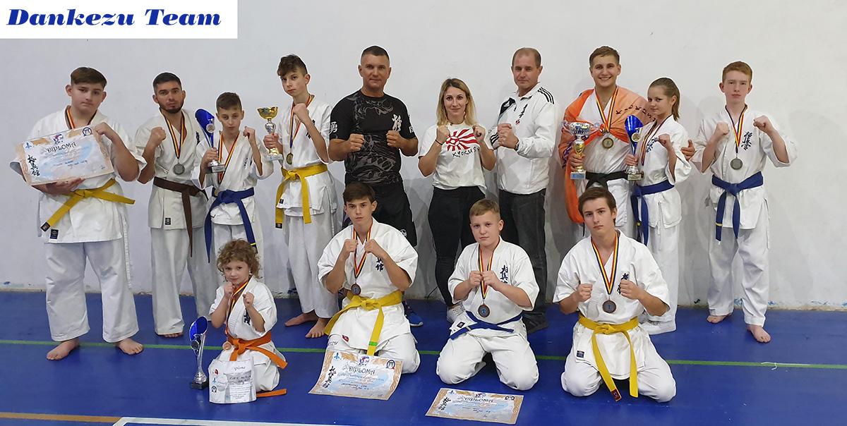 Первенство и чемпионат Румынии – Киокушин-кан.