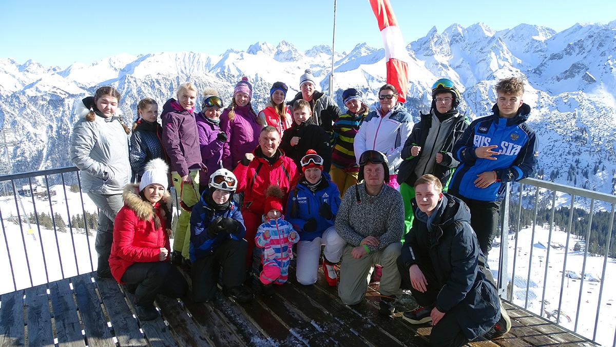 Лыжный лагерь DANKEZU