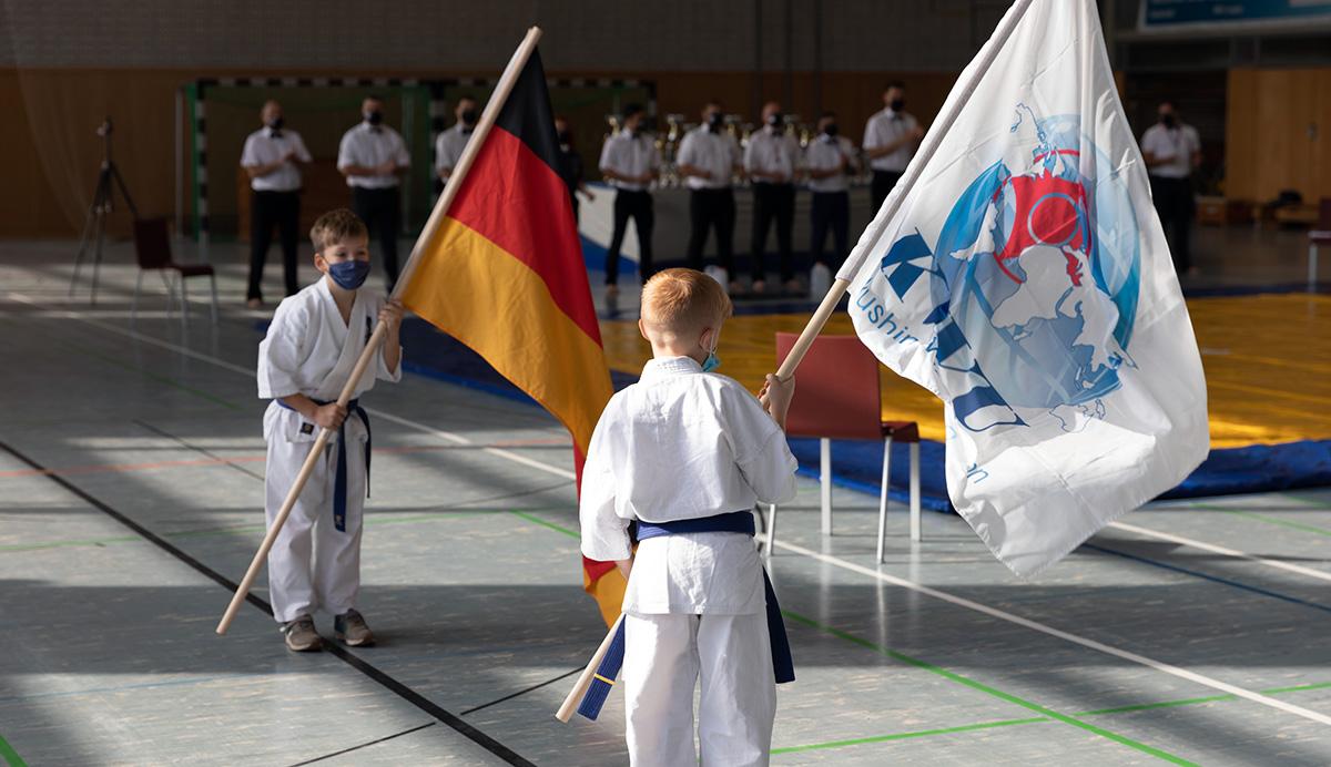Открытое Первенство Германии Киокушин-кан